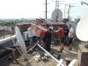 Podizanje novog antenskog stupa na pristupnoj točki Papagajka