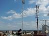 Završno kabliranje novog stupa na pristupnoj točki Papagajka