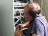 Instalacija novog komunikacijskog ormara na pristupnoj točki Papagajka